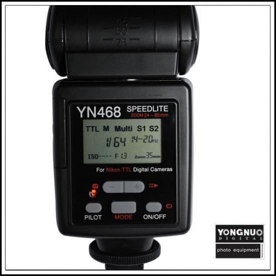 Yong Nuo Speedlite YN468